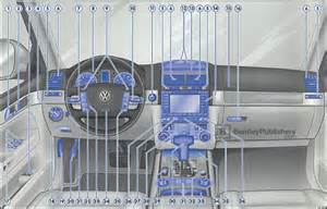excerpt vw volkswagen owner s manual touareg 2004
