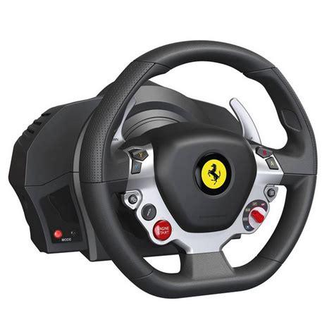 volante tx racing wheel 458 italia edition thrustmaster tx racing wheel 458 italia ed xbox