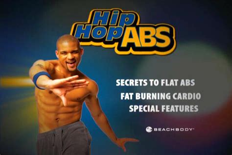 Beachbody Hiphopabs workouts
