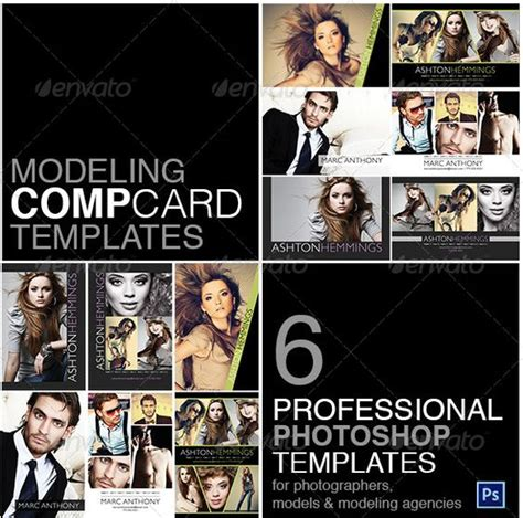 comp card template free model comp card template kit comp card
