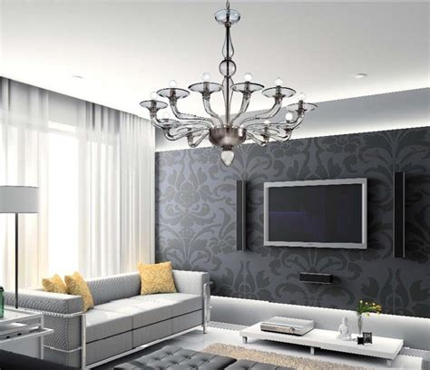 Living Room Chandelier Murano Glass Lighting And Chandeliers Location Shotsd Modern Living Room Adelaide By