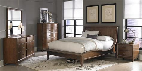 contemporary walnut bedroom furniture hays contemporary walnut bedroom set furniture