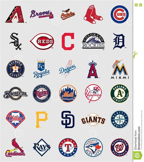 baseball teams mlb logos 2017 pictures to pin on pinterest pinsdaddy