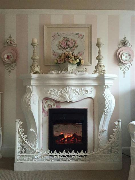 best 20 shabby chic mantle ideas on shabby