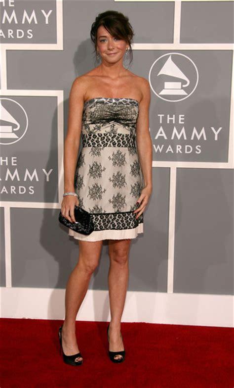 The 49th Annual Grammy Awards by Alyson Hannigan Photos Photos 49th Annual Grammy Awards