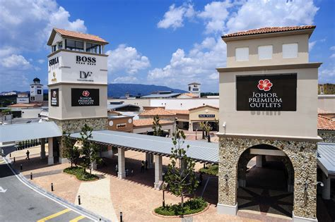 johor premium outlets the ultimate in outlet shopping
