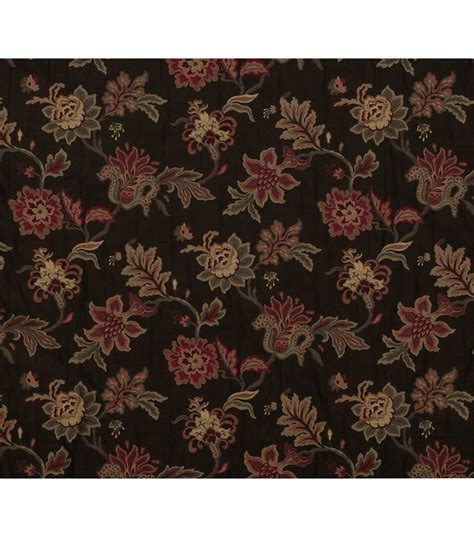 jaclyn smith upholstery fabric upholstery fabric jaclyn smith percy jet jo ann