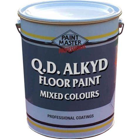 acrylic and alkyd paint q d alkyd floor paint mixed colours