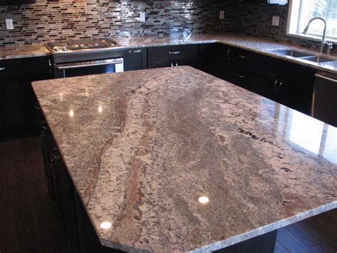 Houzz Kitchen Faucets netuno bordeaux granite on cherry espresso cabinets