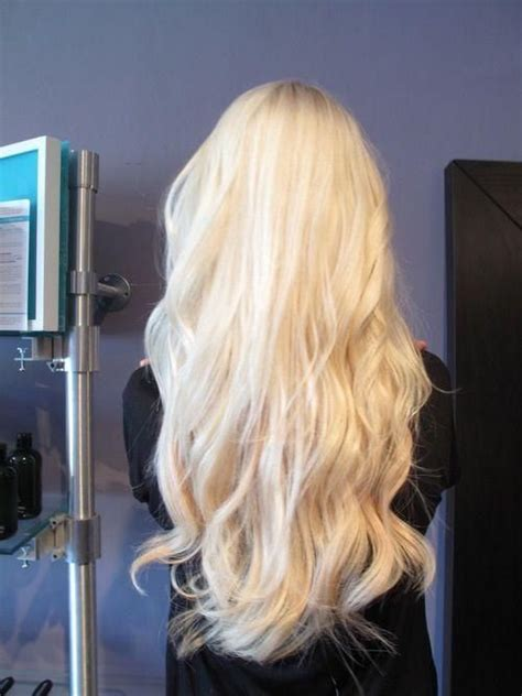 gorgeous long blonde hair blondes bleach blonde and bleach on pinterest