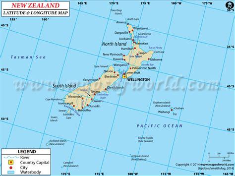 Rod Tip Cover By Karet Surabaya new zealand latitude and longitude map