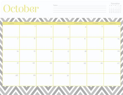 oh so lovely blog free october 2012 printable calendars