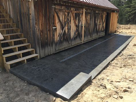 Pole Barn Concrete Floor Cost by 28 Pole Building Concrete Floors Pole Concrete
