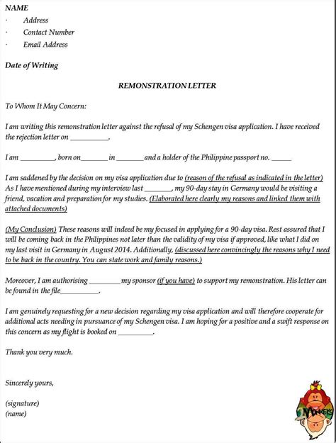 Parent Authorization Letter For Minors Family Travel Forum visa application letter for germany fast online help