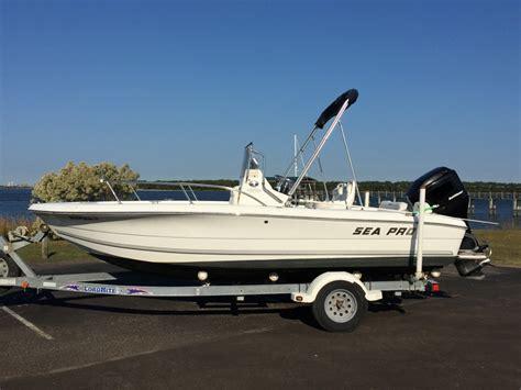 sea pro boats price 2005 sea pro 190cc w mercury 115 4 stroke price lowered