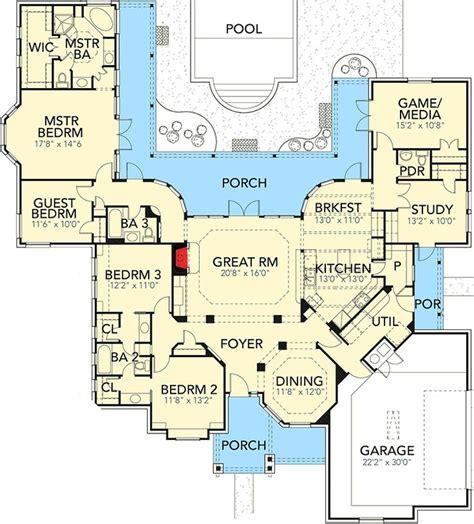 plans maison en photos 2018 2772 sq ft plan 28338hj