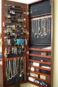 Jewelry Storage Cabinet Jewelry Storage Organization This S