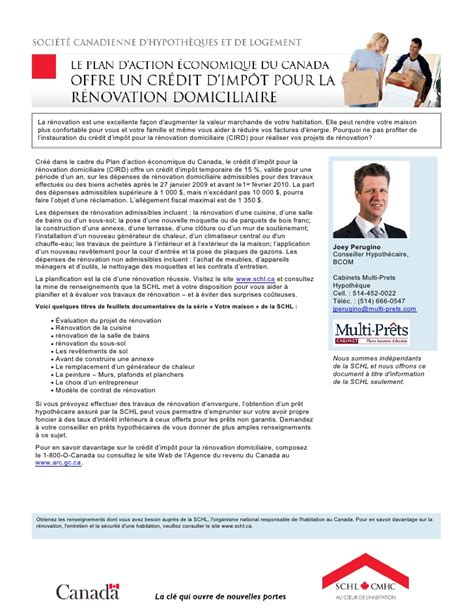 Credit Impot Formation Dirigeant Conditions Credit D Impot Pour Renovation