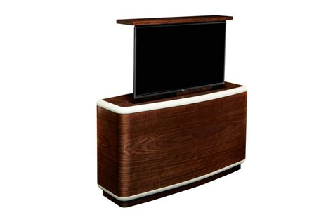 hidden tv lift cabinet custom modern motorized tv lift cabinet