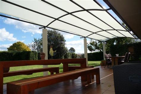 Pvc Awnings by Tensioned Pvc Canopies Hawkes Bay