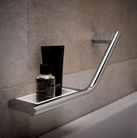 Keuco Plan Grab Bar With Integrated Soap Holder Uk Bathrooms Keuco Bathroom Accessories