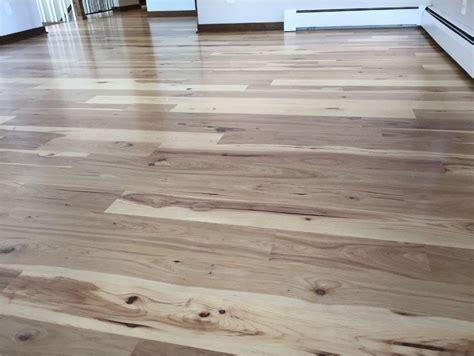 Hickory Hardwood Flooring in Boulder CO   Floor Crafters