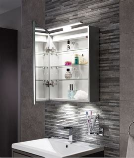 led light for bathroom bathroom wall cabinets with integral lights lighting styles