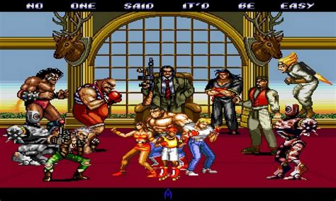 streets of rage 2 apk free streets of rage 2sega premium edition apk for android getjar