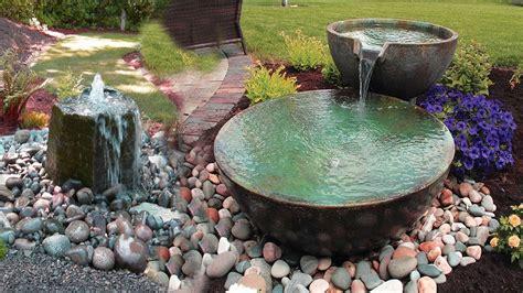 water garden ideas diy garden fountains diy garden lowe039s creative