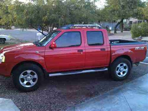 how to sell used cars 2004 nissan frontier head up display buy used 2004 nissan frontier crew cab 4x4 s c supercharged in phoenix arizona united states