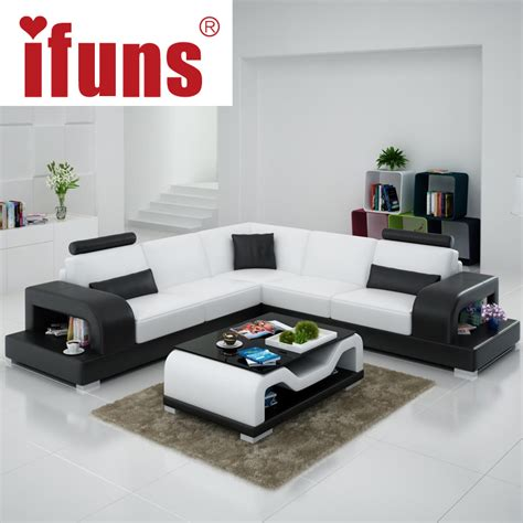 modern and classic italian leather living room sets ifuns classic italian real leather modern european sofa