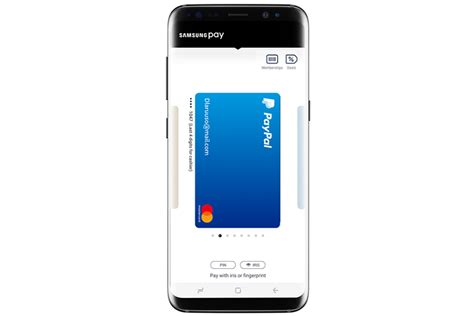 samsung pay finally works with your paypal wallet