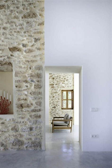 Peinture Ciree Sur Mur by Le Mur En Apparente En 57 Photos