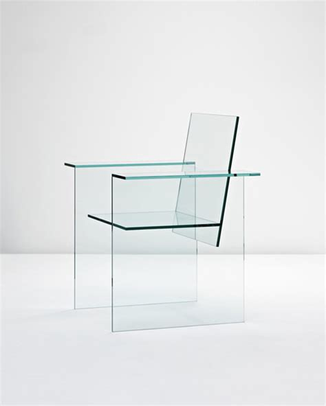 Glass Chairs by Glass Chair