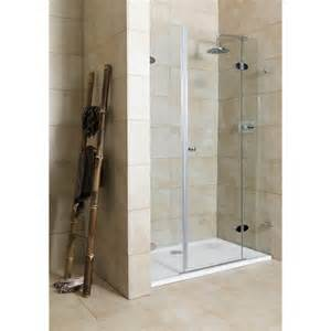 mirabella frameless shower door 110a right adj review