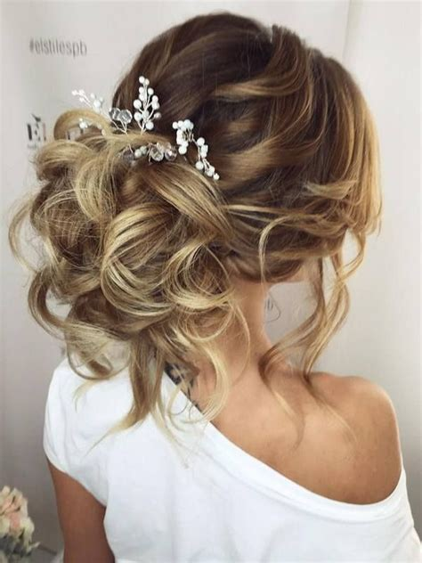 Wedding Hairstyles Updos Bridesmaids by 10 Ideas About Wedding Hairstyles On Wedding