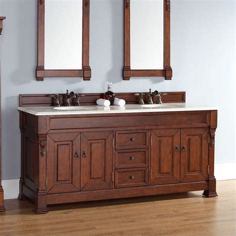 james martin bathroom vanities james martin brookfield 72 quot double bathroom vanity in