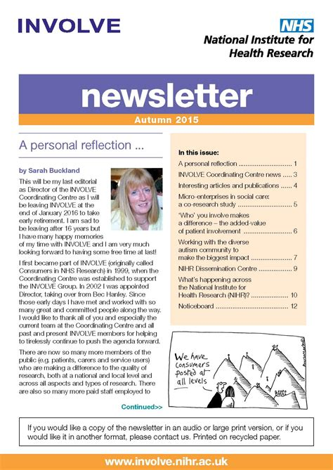 what is a newsletter involve newsletters involve