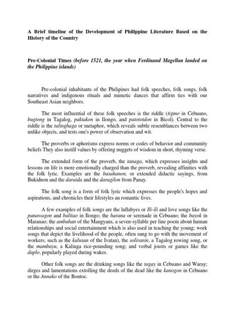 Philippine Literature In Essay by Exles Of Essays In Philippine Literature Reportthenews631 Web Fc2