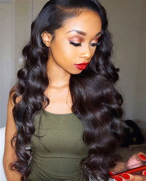 hairstyles with body wave best 25 body wave hairstyles ideas on pinterest body