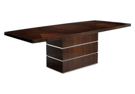 furniture appealing modern wood dining table design