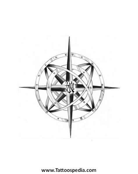 compass tattoo template compass tattoo tattoospedia