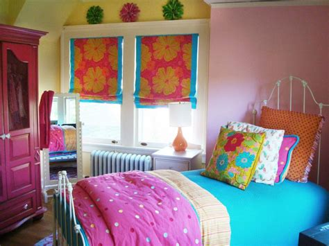 host colorful teen bedroom designs for girls colorful teen bedrooms hgtv