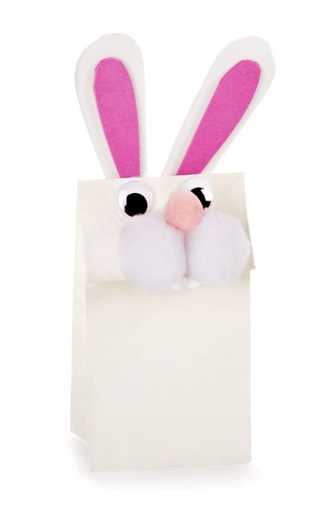 Paper Bag Bunny Craft - paper bag bunny pat catan s crafts for