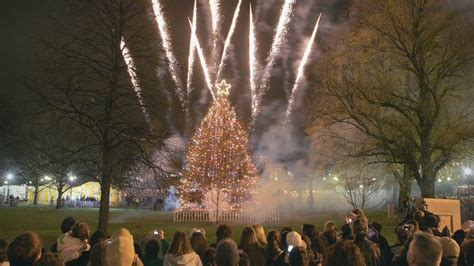 why nova scotia gives boston its christmas tree for free