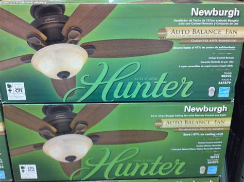 costco hunter ceiling fan hunter 54 ceiling fan granville bottlesandblends
