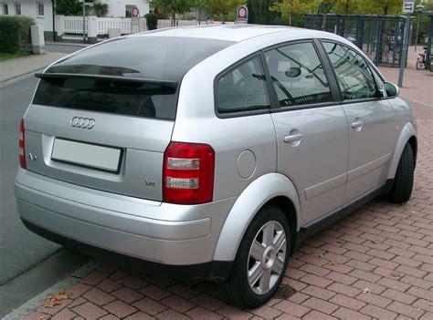 A2 Search File Audi A2 Rear 20071002 Jpg
