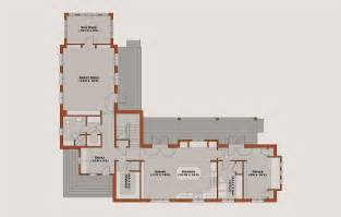 L Shaped Floor Plans by L Shaped House Plans Home Design Photo