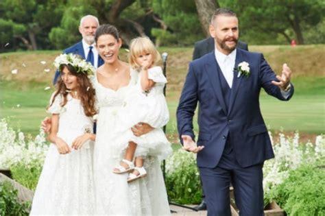 bianca balti foto matrimonio il giorno pi 249 bello della mia vita bianca balti si