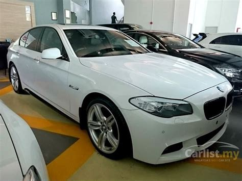 Bmw 535i 2012 by Bmw 535i 2012 3 0 In Selangor Automatic Sedan White For Rm